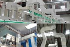 Ducting and Ventilation @ Dangote refineries Ibeju lekki.