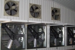 Extractor/Exhaust fan installations