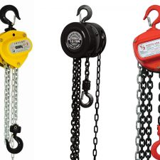 Manual and Electric Chain Hoist
